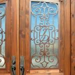 Entry Doors Castello di Lombardia 13th Cen Italy