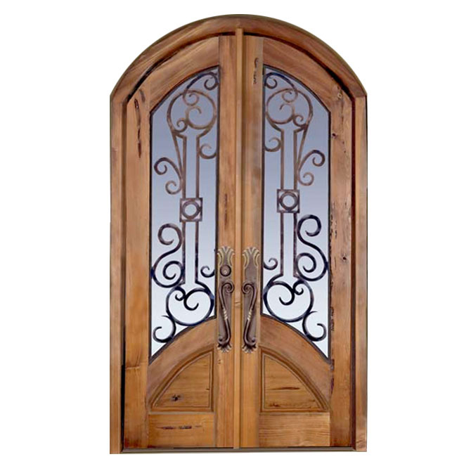 Tuscan Style Custom Wood Doors Tuscan Style Custom Wood Doors  sc 1 st  Scottsdale Art Factory & Custom Wood Doors Glass Wrought Iron Doors Tuscan Entry
