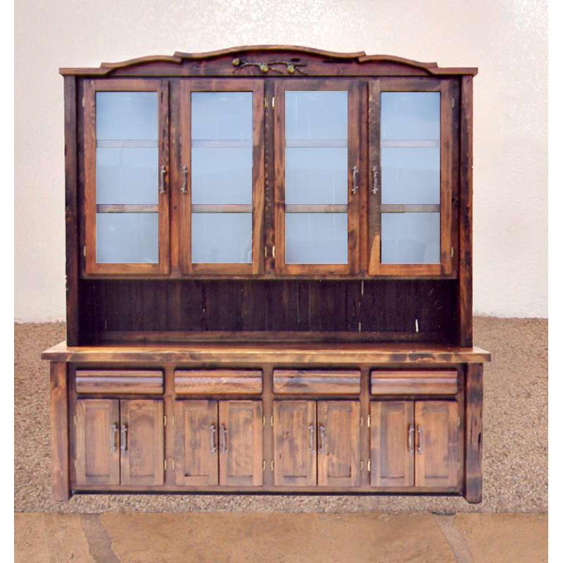 Display Hutch Kitchen Display Cabinet