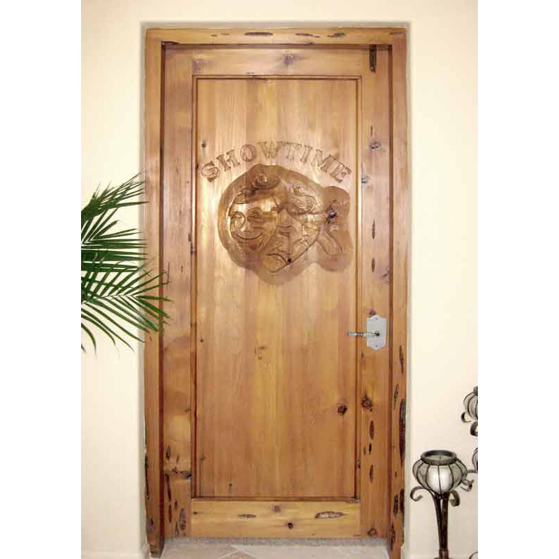 ... Home Theater Door Hand Carved Comedy U0026 Tragedy