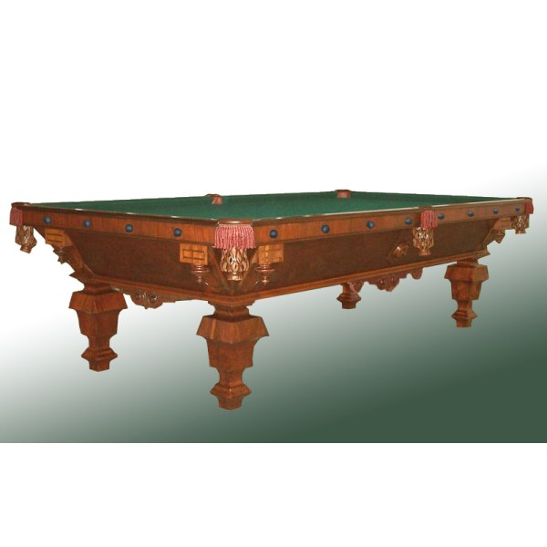 The Bevel Pool Table Cir 1870
