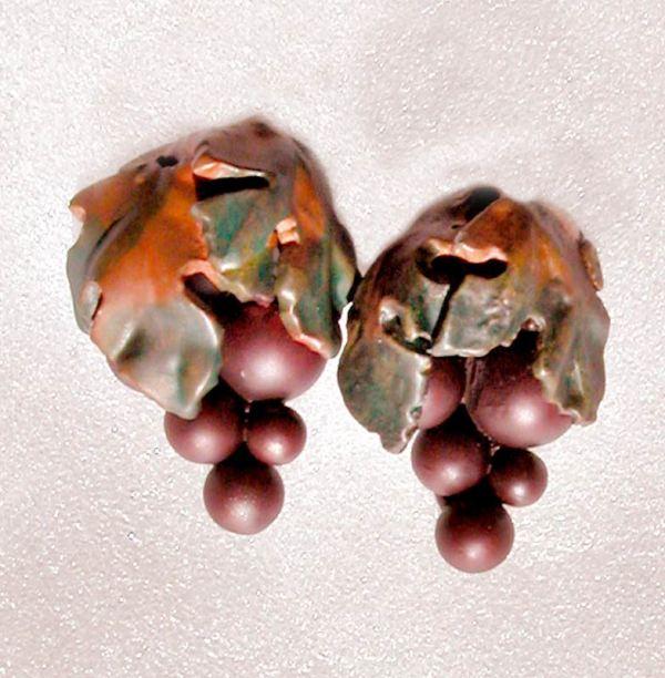 Cabinet Pulls - Custom Grape Clusters
