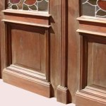 Stained Glass Doors - Design From Antiquity