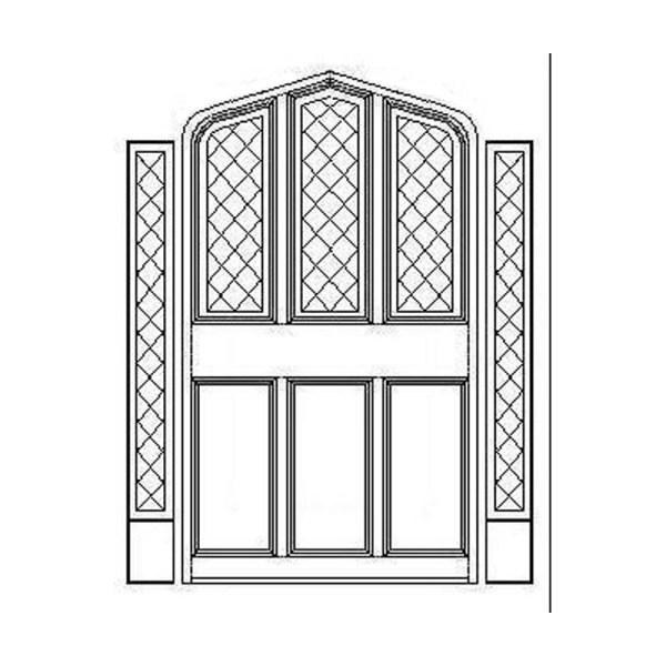 Door Design Drawings