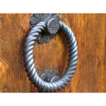 Door Pull & Knocker - Design From Antiquity
