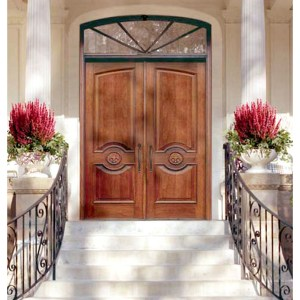 Doors With Transom - Design From Antiquity