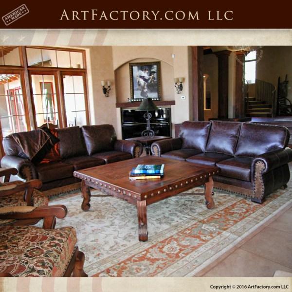 Custom Living Room Furniture