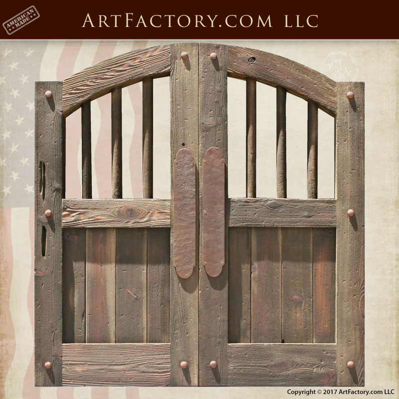old west saloon doors - Old West Saloon Doors: Custom Handmade From Solid Wood