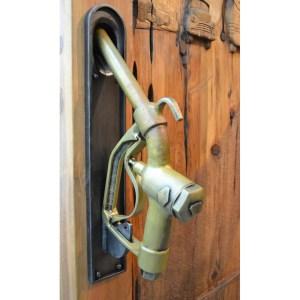 Gas Pump Nozzle Vintage Custom Door Pulls