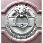 Door Knocker - Design From Antiquity