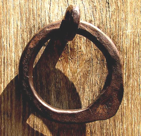 Pull Ring - Historic Record Design