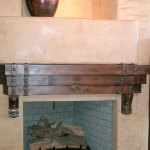 Custom Fire Place Mantle And Custom Furnishings