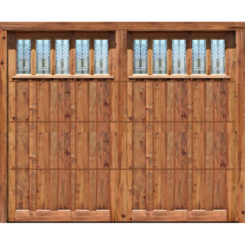 Garage Door - Craftsman Style Doors