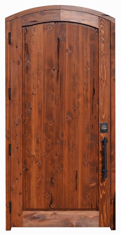 Cabin Doors Hand Carved Solid Wood Doors Nature Themed Door