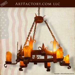 Beasts castle chandelier