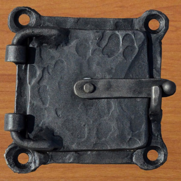 Lock Cover Plate - Historic Design