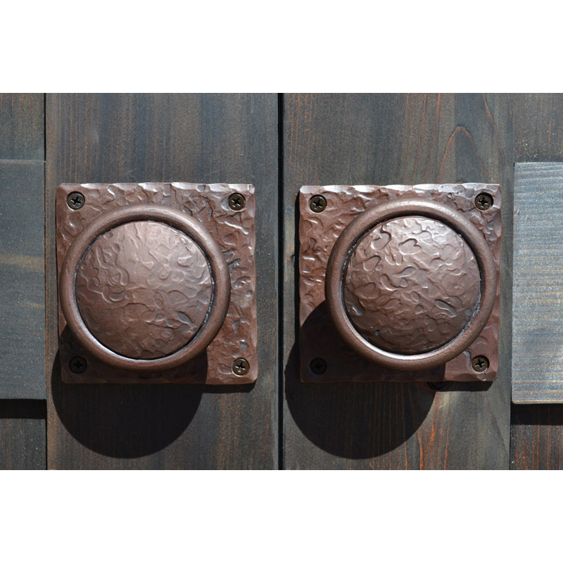 Door Pulls Round - Designed From Historic Record