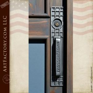 craftsman entrance door