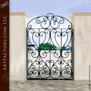 french design gate