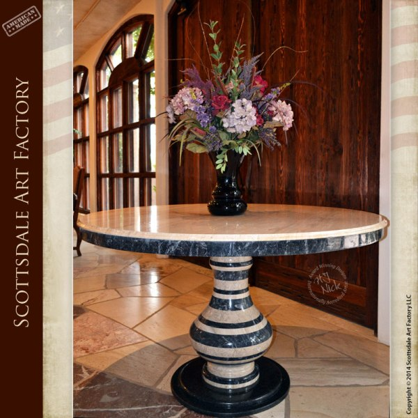Dining Table - Marble Dining Table