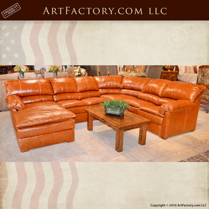 Custom-Luxury-Leather-Sofas