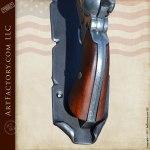 Colt .45 custom door pull