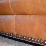 Leather Sofa High Handmade In America Leather Sofa
