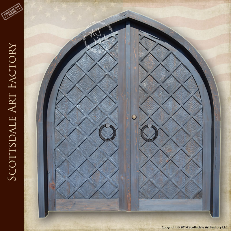 renaissance inspired doors