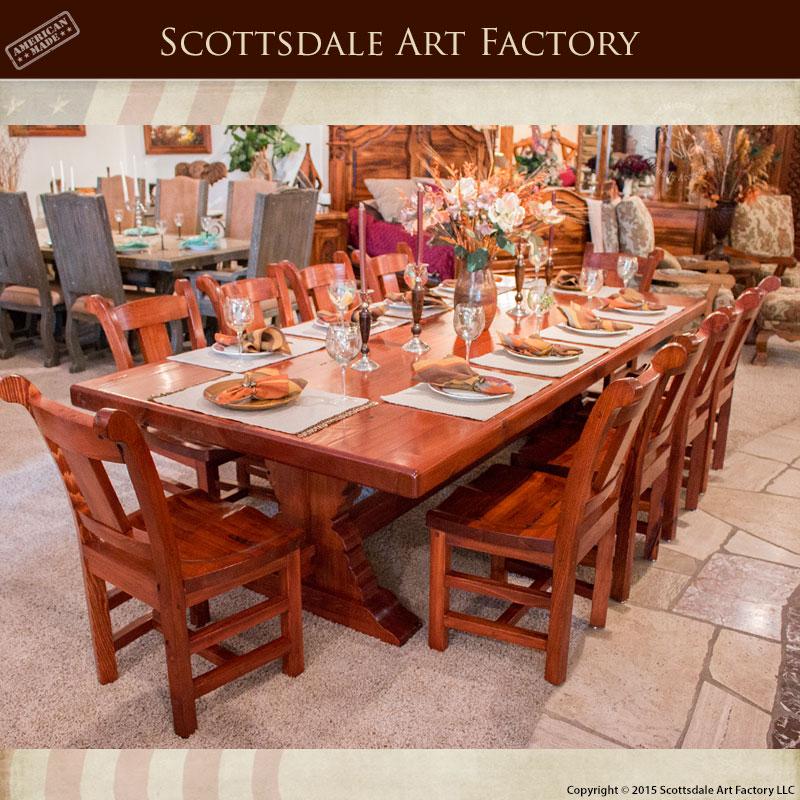 Dining Table - Custom Family Dinner Table
