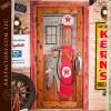 vintage Texaco Station theme door