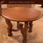 custom accent table