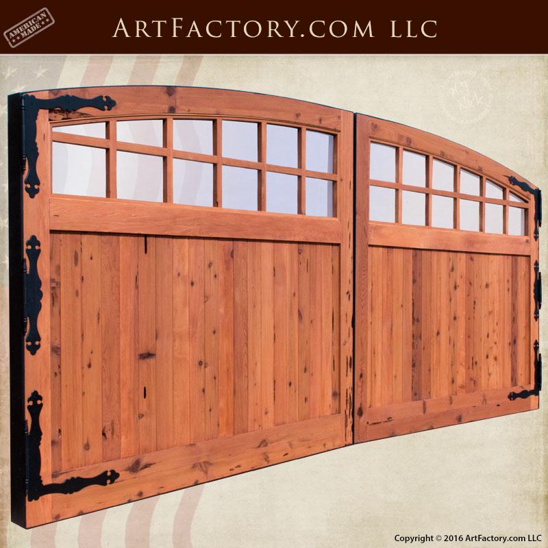 custom entrance gate