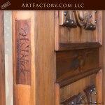 custom 4 panel door