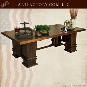 custom craftsman office desk