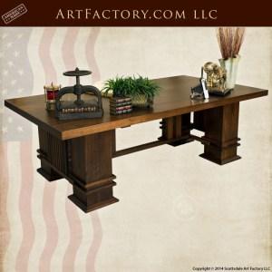 custom craftsman office desk