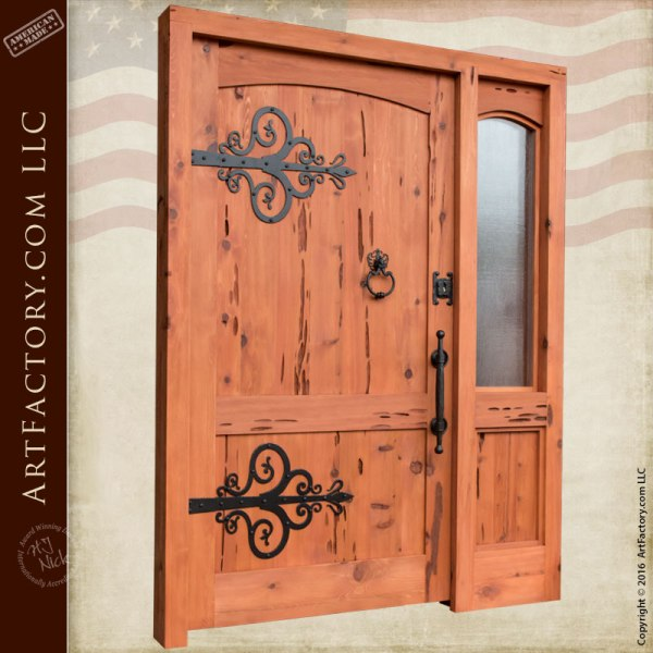 Entry Door Custom Made Guaranteed Forever Scottsdale Art Factory