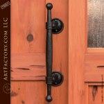 custom grand entry door