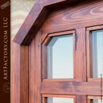 farmhouse style custom doors