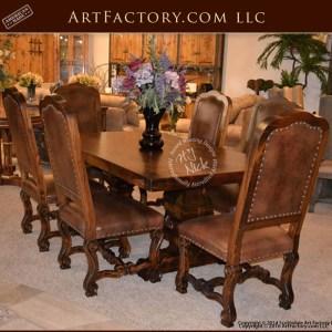 fine art dining room