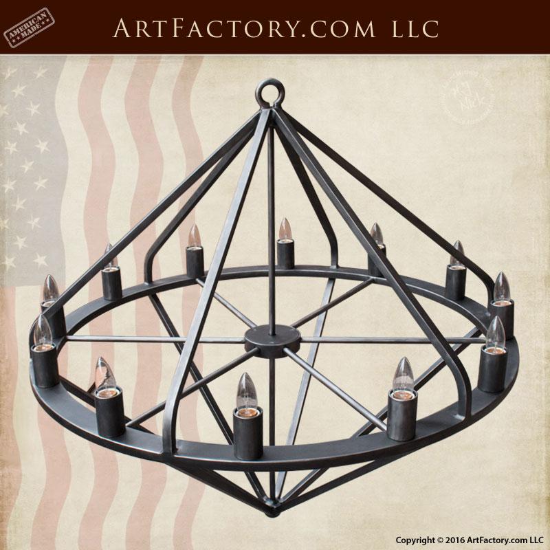 custom-iron-chandelier-modern