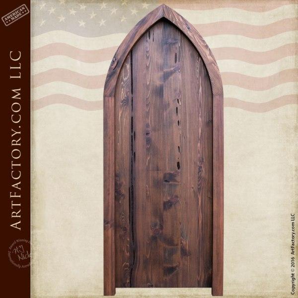 cathedral entrance door