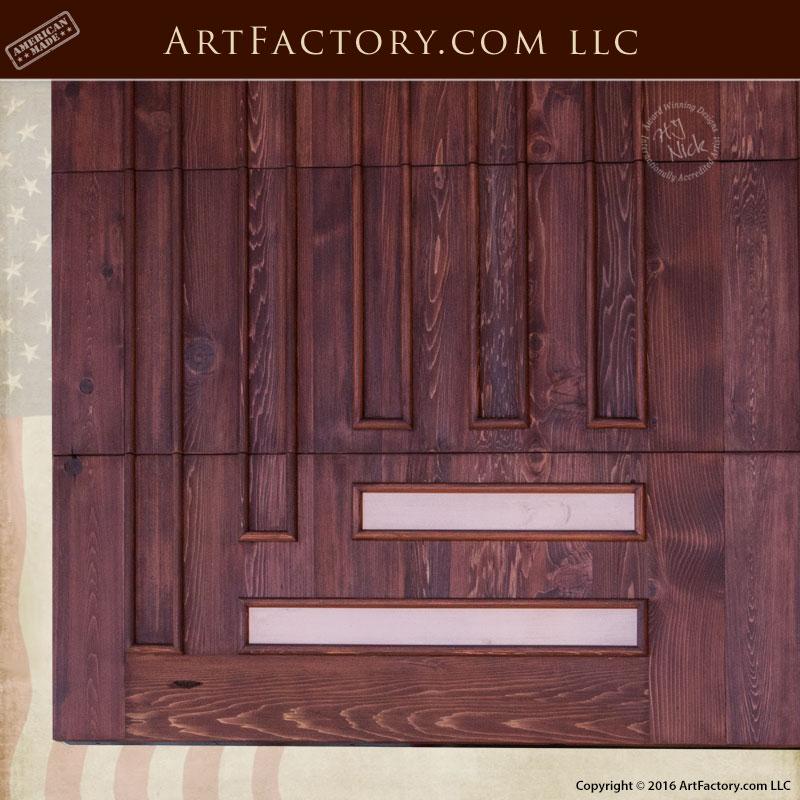 Craftsman Style Det Garage Garage: Greene & Greene Design Solid