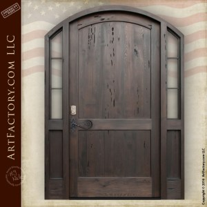 keyless entry castle door