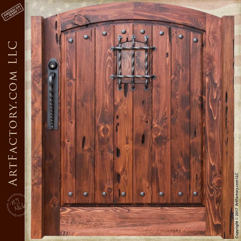 historically inspired gates  historic designs built in original craft