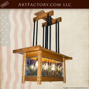 true american arts and crafts lighting