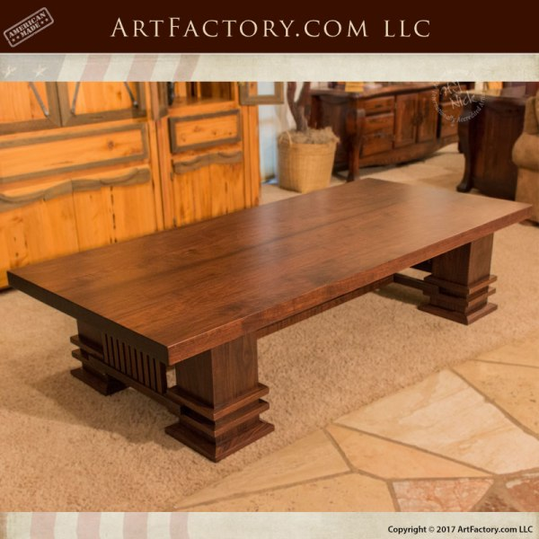 custom coffee table, solid wood coffee tables