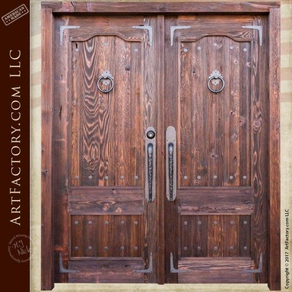 Custom Double Doors