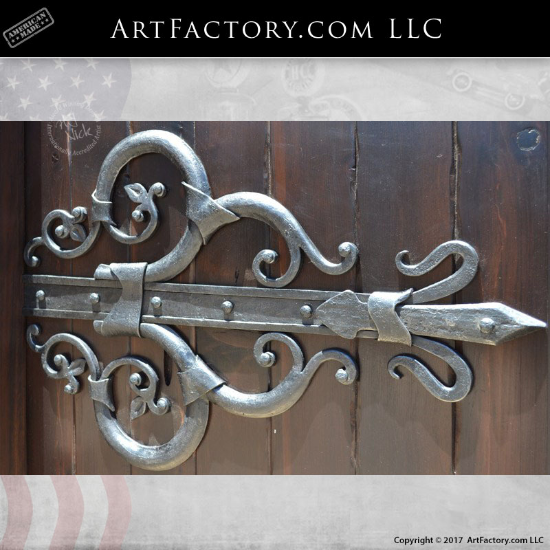 Ultimate Castle Style Garage Doors High Security Carriage
