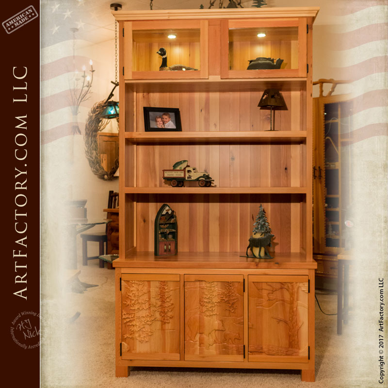 Buffets Hutches And China Cabinets Fine Art Quality