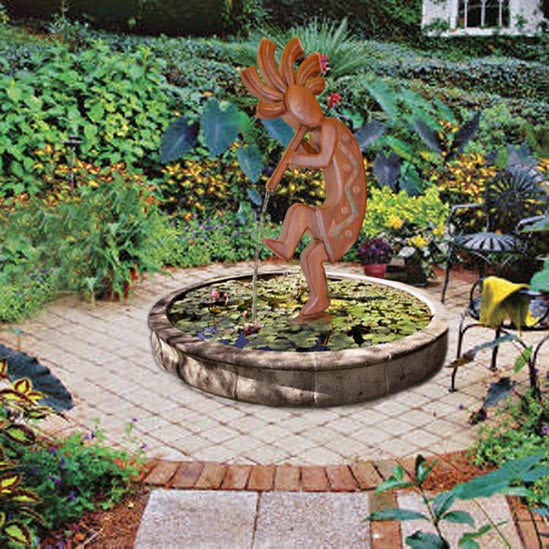 Garden Decor & Fountain Heads